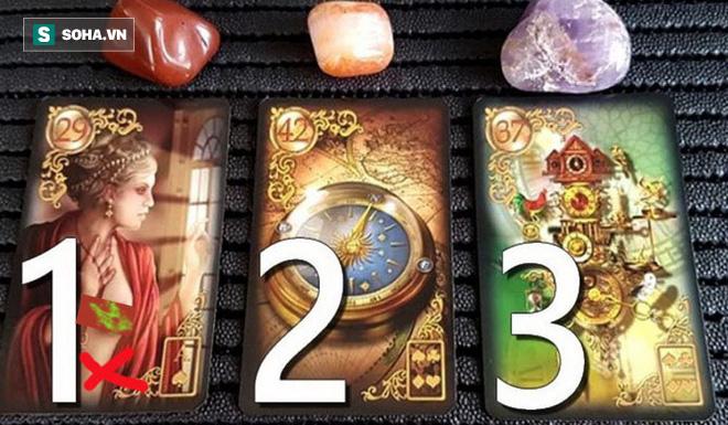 Quân bài Tarot bạn chọn mang đến lời khuyên hữu ích: Số 1 sẽ giúp bạn tự tin, tỏa sáng hơn - Ảnh 1.