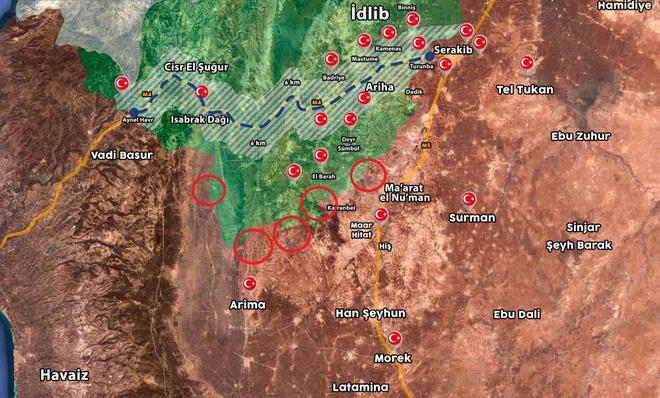 Syria tung thông điệp sắc lạnh cảnh cáo Thổ: Dâng nam Idlib hay chọn tương lai đen tối? - Ảnh 5.