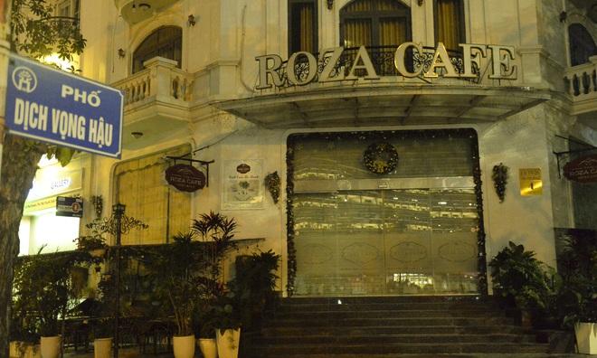 Hình ảnh khác lạ của các phố karaoke nổi tiếng Hà Nội sau chỉ đạo đóng cửa tạm thời - Ảnh 7.
