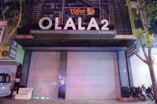 Hình ảnh khác lạ của các phố karaoke nổi tiếng Hà Nội sau chỉ đạo đóng cửa tạm thời - Ảnh 11.