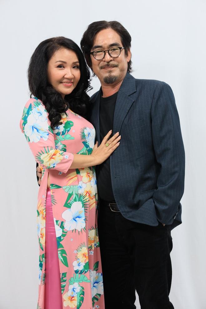 Chuyện tình 33 năm đẹp như cổ tích của nghệ sĩ Ngân Quỳnh: Kiếp sau vẫn mong là chồng vợ - Ảnh 6.