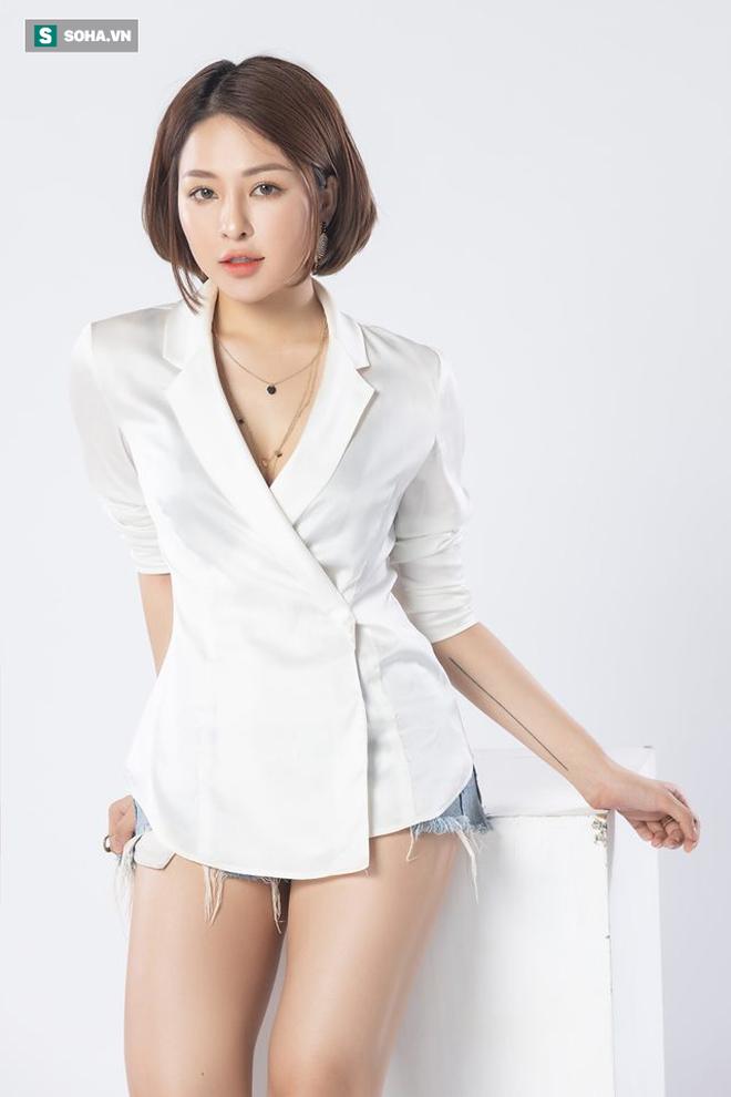 Hot girl Trâm Anh tiết lộ bị người thân quay lưng lúc hoạn nạn và những sự thật về bản thân - Ảnh 1.