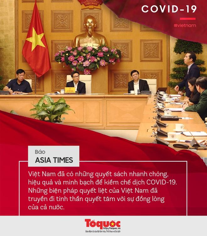 Thế giới nói gì về cuộc chiến chống dịch như chống giặc của Việt Nam? - Ảnh 5.