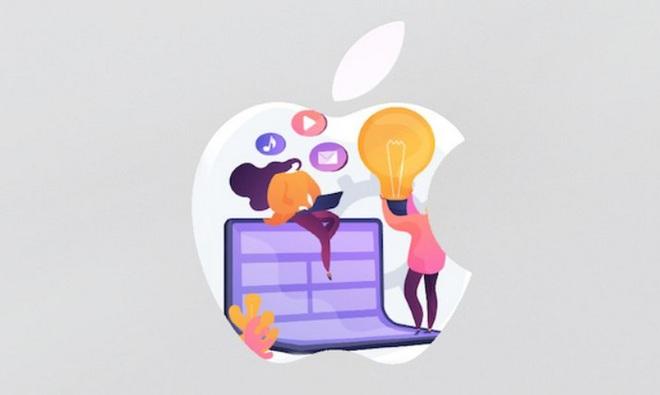 Apple hé lộ ý tưởng bằng sáng chế laptop màn         hình cong, có thể áp dụng trên MacBook trong tương lai? - Ảnh 1.