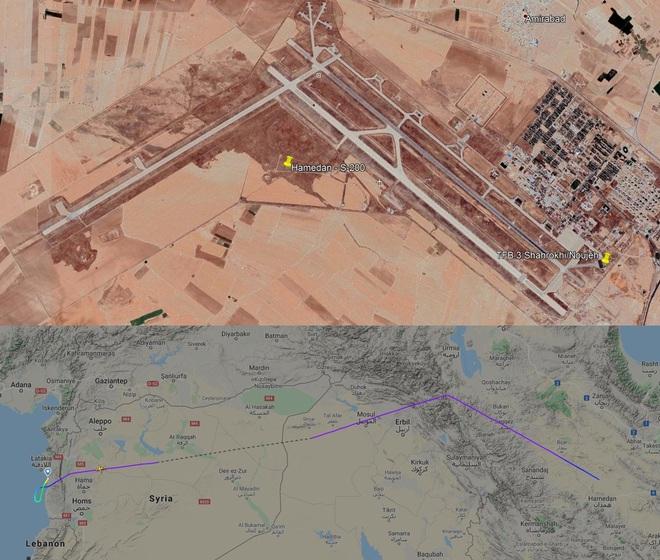 Thêm 4 mãnh điểu lưng gù Nga bất ngờ tới Syria, điềm báo nguy hiểm cho tiêm kích Thổ? - Ảnh 3.