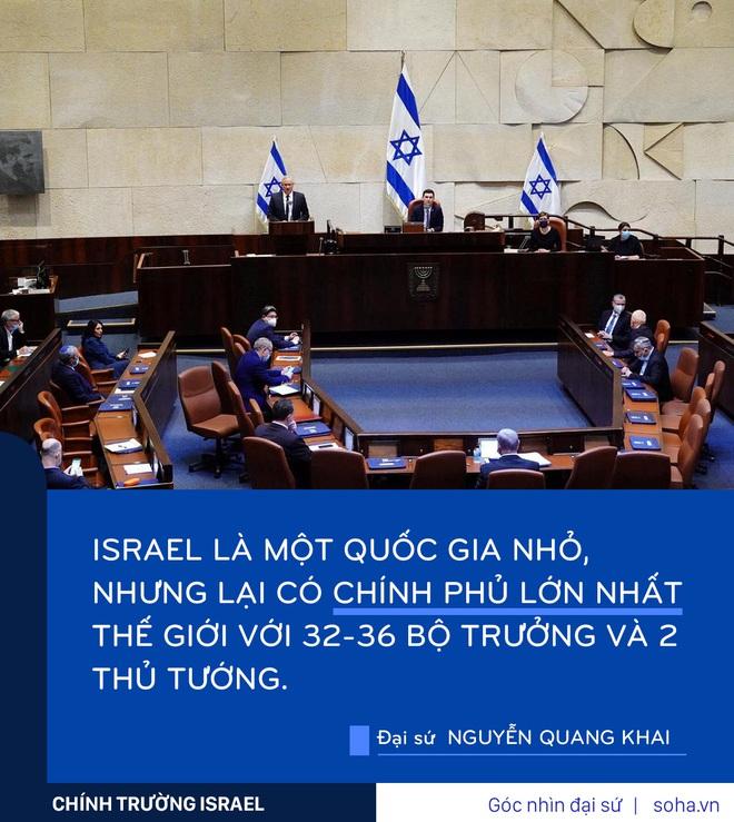 Israel thành lập chính phủ khó khăn nhất trong lịch sử: Dù bị chỉ trích, ông Netanyahu vẫn thắng - Ảnh 4.