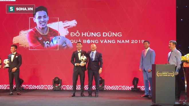 Vượt Quang Hải, Đỗ Hùng Dũng đoạt QBV Việt Nam lần đầu tiên trong sự nghiệp - Ảnh 3.