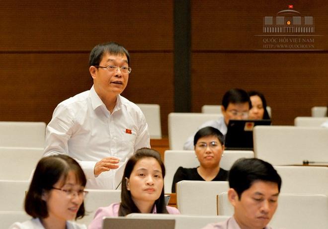 Tướng Nguyễn Mai Bộ: Người làm ở doanh nghiệp đòi nợ thuê chủ yếu xăm trổ, công cụ là dao kiếm, dùng vũ lực - Ảnh 1.