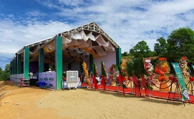Dự án sân golf ở Huế khởi công trái phép, có lãnh đạo Tỉnh uỷ đến tham dự? - Ảnh 2.