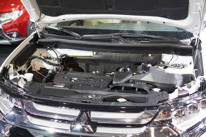 Cận cảnh mẫu ô tô Mitsubishi xả kho, giá giảm mạnh, thấp chưa từng có tại Việt Nam - Ảnh 9.
