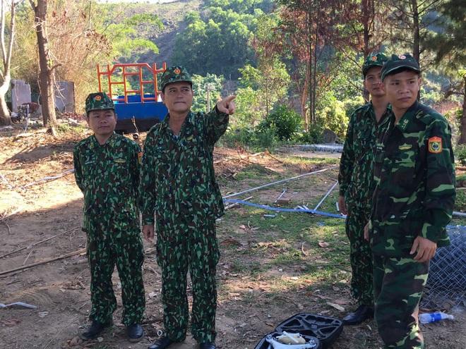 Chùm ảnh: Sử dụng thiết bị trên không, quyết tìm dấu vết Triệu Quân Sự trên núi Hải Vân - Ảnh 2.