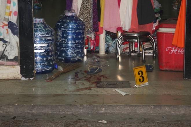 Thảm sát kinh hoàng tại shop quần áo Sóng Nhạc