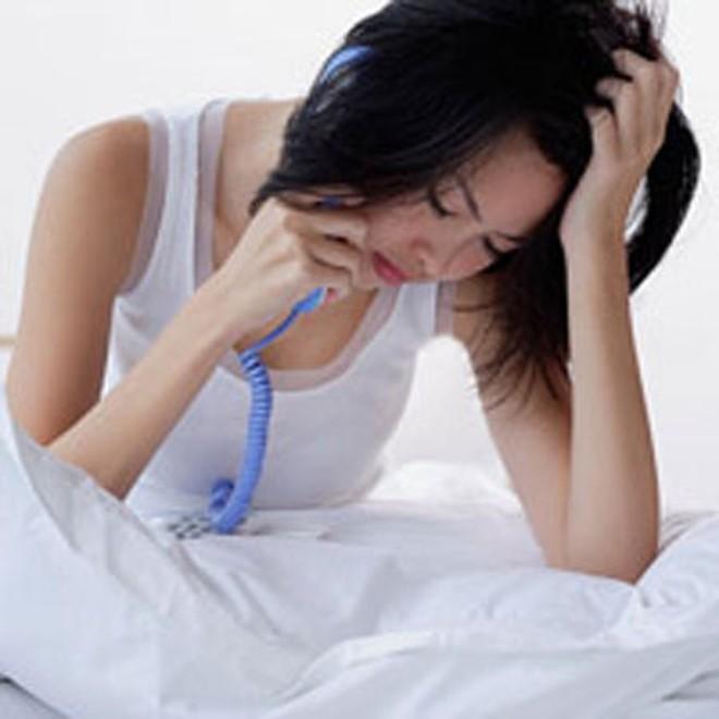 Phụ nữ giảm cực khoái khi cắt tử cung