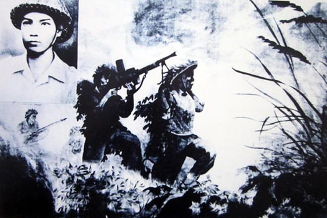Hình ảnh lịch sử về những anh hùng liệt sĩ trẻ