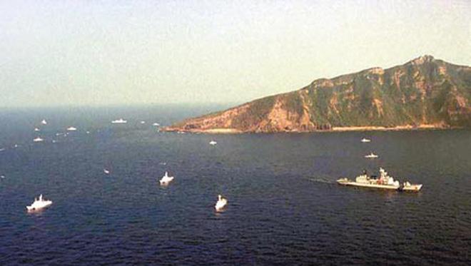 Nhật chuẩn bị chiến tranh với Trung Quốc trên đảo tranh chấp