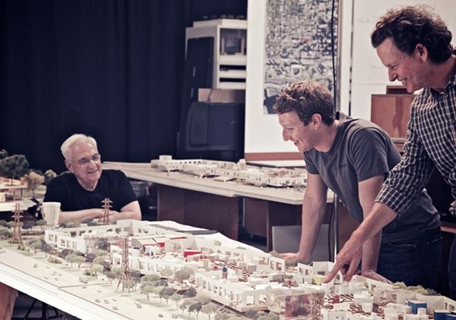 """Toàn cảnh trụ sở mới """"đẹp như mơ"""" của Facebook"""