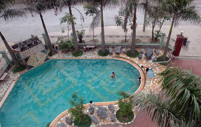 Phong thủy: Vị trí đặt bể bơi trong nhà