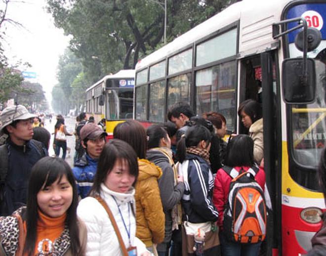Bộ trưởng Thăng từng đi xe buýt 2 lần từ khi nhậm chức