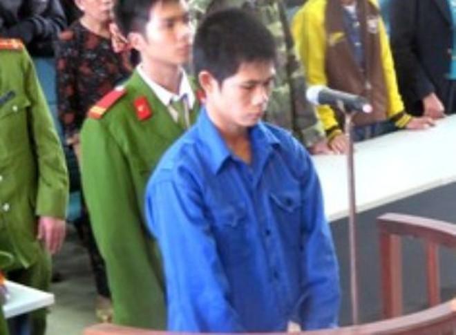 Nghệ An: Án tử hình cho đứa cháu giết, hiếp mợ ruột