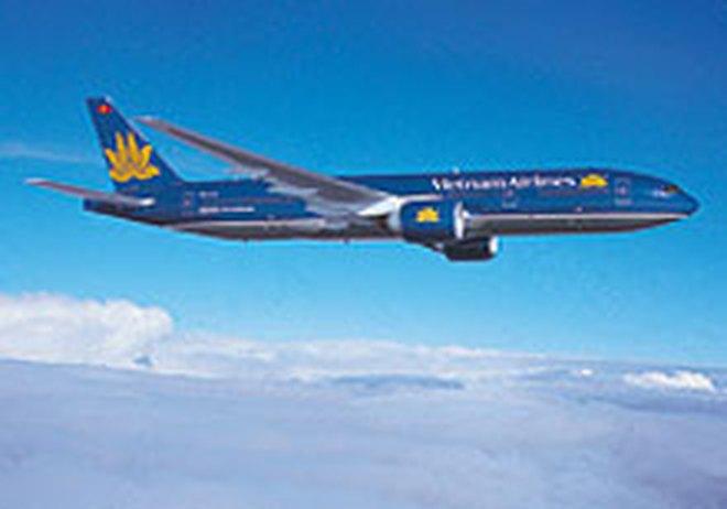 Máy bay Vietnam Airlines quay về vì sự cố áp suất