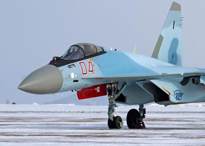 Vì Su-T-50, Nga sẽ bán 24 chiếc Su-35 cho Trung Quốc?