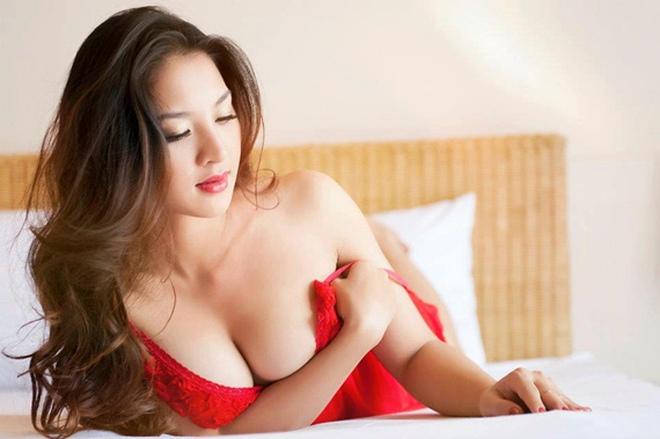 """Nữ diễn viên truyền hình Thái Nhã Vân gây sốc với ảnh """"mát mẻ"""""""