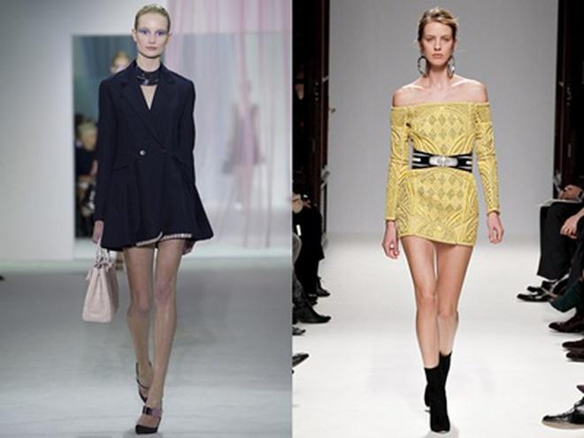 Top 10 bộ váy đẹp nhất mùa thời trang xuân – hè 2013
