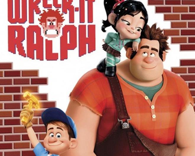 """Phim hoạt hình 3D """"Wreck-it Ralph"""" soán ngôi đầu khu vực Bắc Mỹ"""
