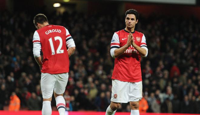 Arsenal bao giờ mới chịu trưởng thành?