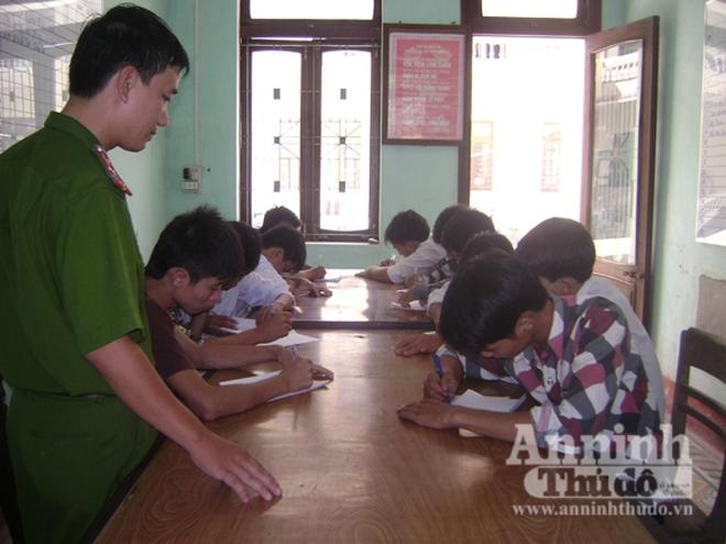Quảng Trị: Trai làng vác rựa và mã tấu hỗn chiến kinh hoàng