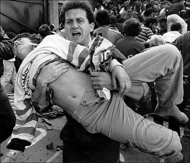 Những thảm họa kinh hoàng của thể thao thế giới