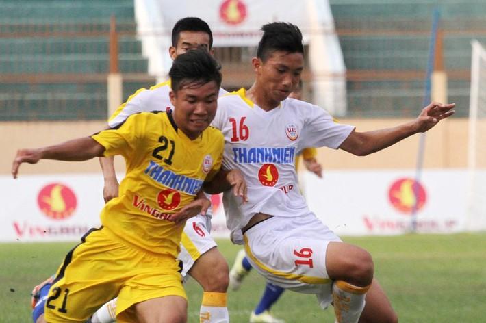 Quân bầu Hiển lên ngôi giải U19 quốc gia sau cơn mưa bàn thắng - Ảnh 1.