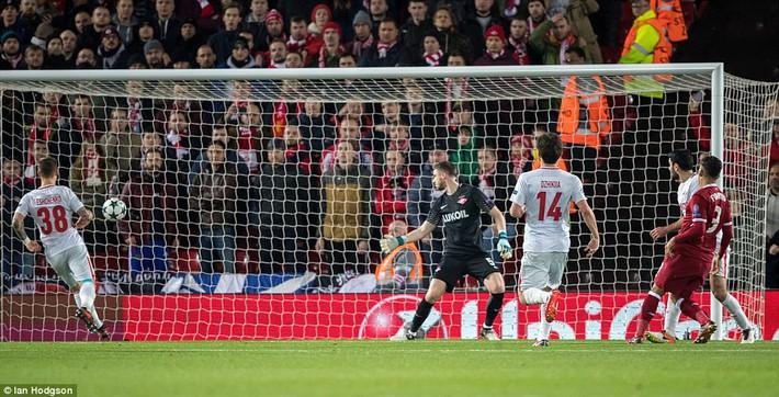 Chiến thắng hủy diệt, Liverpool ra mắt bộ tứ siêu tấn công huyền ảo - Ảnh 7.