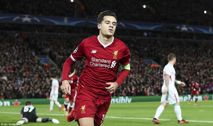Chiến thắng hủy diệt, Liverpool ra mắt bộ tứ siêu tấn công huyền ảo - Ảnh 11.