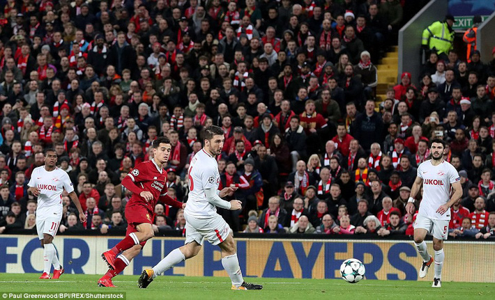 Chiến thắng hủy diệt, Liverpool ra mắt bộ tứ siêu tấn công huyền ảo - Ảnh 18.