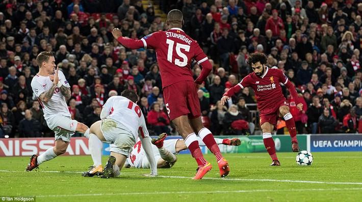 Chiến thắng hủy diệt, Liverpool ra mắt bộ tứ siêu tấn công huyền ảo - Ảnh 27.
