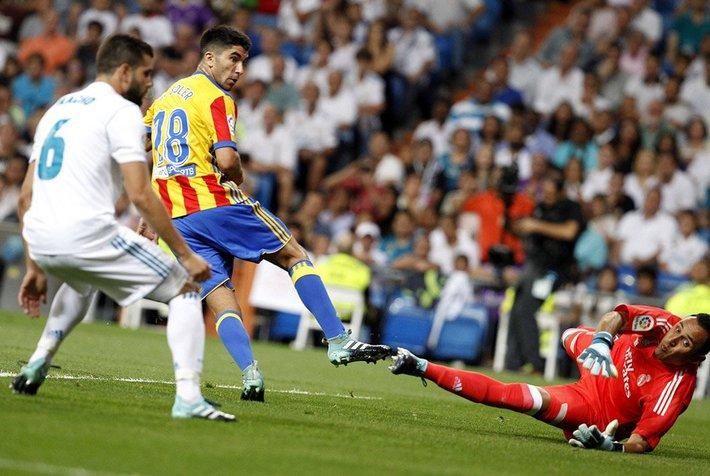 Vắng Ronaldo, Real thoát thua phút chót nhờ Asensio - Ảnh 2.