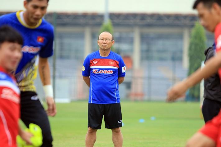 HLV Park Hang Seo đã định hình một số vị trí ở tuyển Việt Nam - Ảnh 1.