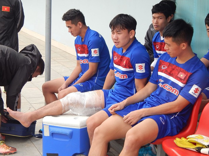 Hot boy Trọng Đại bất ngờ được triệu tập lên U23 Việt Nam - Ảnh 1.