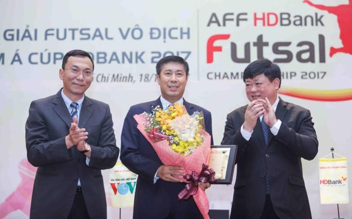 Futsal Việt Nam tìm suất đi châu Á… rồi World Cup - Ảnh 3.