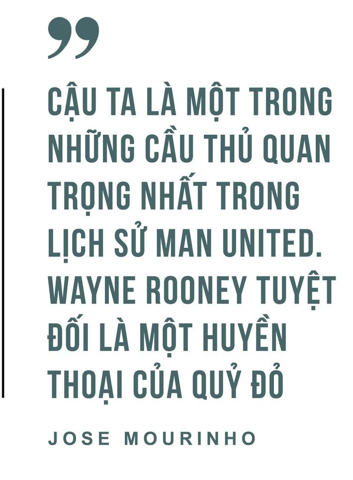 Wayne Rooney: Nếu không phải là huyền thoại thì chắc chắn không thể là ác quỷ! - Ảnh 2.