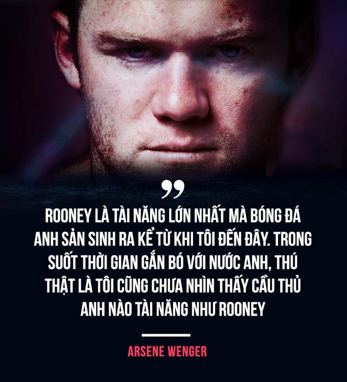 Wayne Rooney: Nếu không phải là huyền thoại thì chắc chắn không thể là ác quỷ! - Ảnh 4.