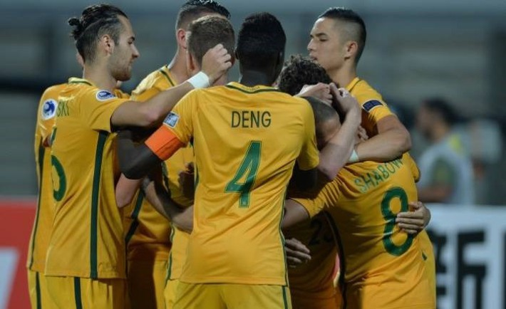 HLV Park Hang-seo và 3 bảo bối đánh bại U23 Australia - Ảnh 1.