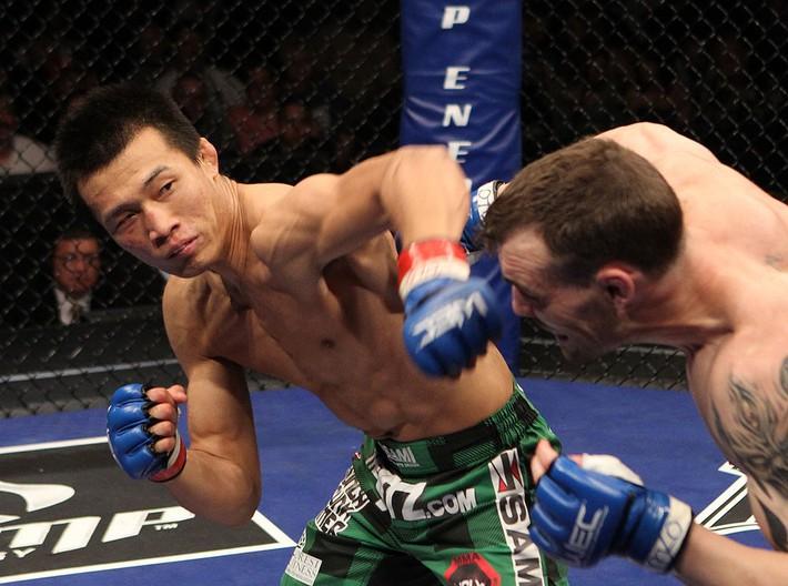 Võ sĩ MMA số một Hàn Quốc buông lời mỉa mai cả Khabib lẫn McGregor - Ảnh 2.