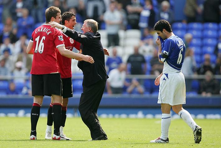 Michael Carrick: Sau cơn giận của Sir Alex và cái ơn của Van Gaal là Man United bất khuất - Ảnh 2.
