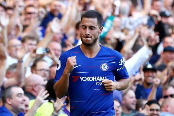Giữa bão tin đồn, Hazard tuyên bố ở lại Chelsea đến hết sự nghiệp - Ảnh 1.