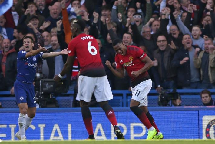 Martial tỏa sáng, Mata xuất thần, Man United suýt hạ Chelsea bằng màn ngược dòng kỳ vĩ - Ảnh 2.
