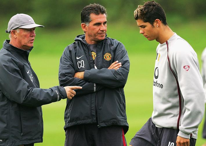 Đừng lo, bởi Ronaldo sẽ đem cả El Clasico lẫn đẳng cấp về lại Old Trafford - Ảnh 1.