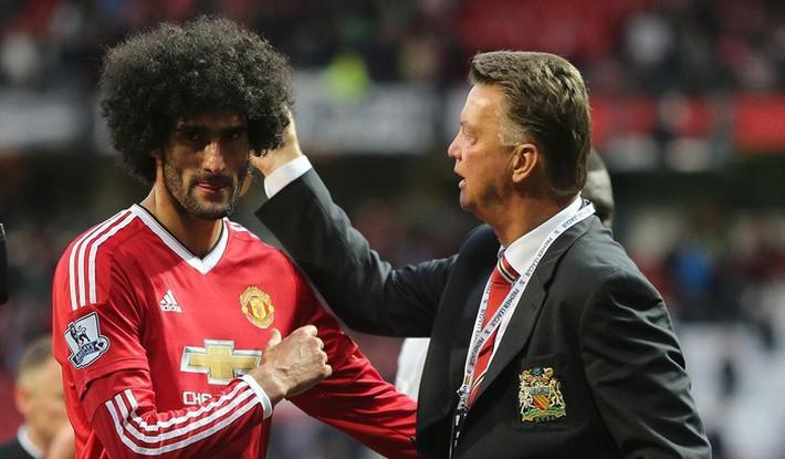 Marouane Fellaini: Người bất tử của Manchester United - Ảnh 1.