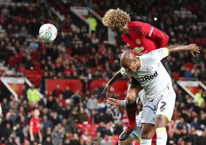 Marouane Fellaini: Người bất tử của Manchester United - Ảnh 3.